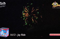 1613 Joyride – Dynasty vuurwerk – Vuurwerkland