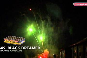 449 Black Dreamer – Black Label Vuurwerk – Vuurwerkland
