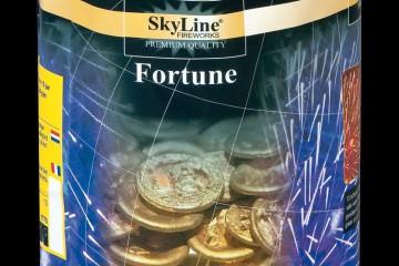 Fortune – SL37 – SkyLine – Vulcan Europe – Vuurwerk
