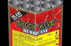 Hurricane – SW012 – Shock Wave – Vulcan Europe – Vuurwerk
