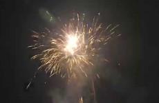Nieuwjaarsvuurwerk 2015 – Center Parcs – fireworks