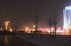 Shenyang fireworks NewYear 2006