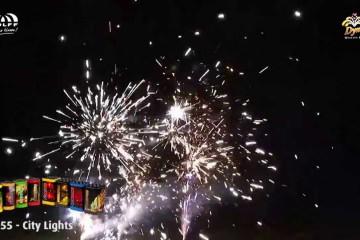 Wolff Vuurwerk: 1655 City Lights