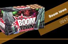Boom town – Lesli Vuurwerk