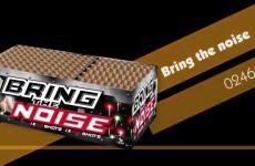 Bring the noise – Lesli Vuurwerk
