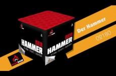 Der Hammer – PyroBase – Lesli Vuurwerk