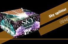 Sky splitter – Lesli Vuurwerk