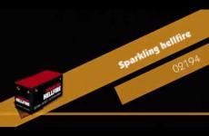 Sparkling hellfire – Pyrobase – Lesli vuurwerk