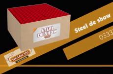Steel de show – Marijn Vuurwerk – Lesli Vuurwerk