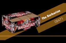 The Barbarian – Lesli Vuurwerk