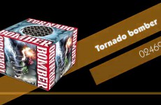 Tornado bomber – Lesli Vuurwerk
