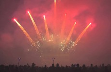 Vredesvuurwerk 2015  –  Merksem –  DBK Fireworks – feuerwerk – Feu artifice