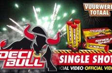 Decibull Single shot – Decibull vuurwerk – Vuurwerktotaal [OFFICIAL VIDEO]