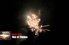 5007   Box of Flames 216sh   CAT2