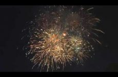 4th July Fireworks – Brussels – American School – Nato – DBK Fireworks – 2016