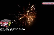 6563  Grand Pyro Show – Special Collection – Vuurwerkland